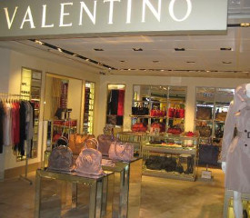 Изысканность и аристократизм моды от Валентино