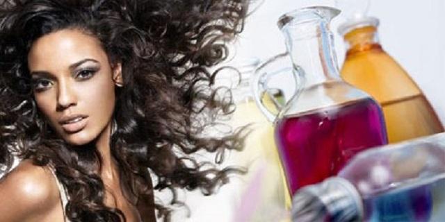 Ароматерапия для разных типов волос