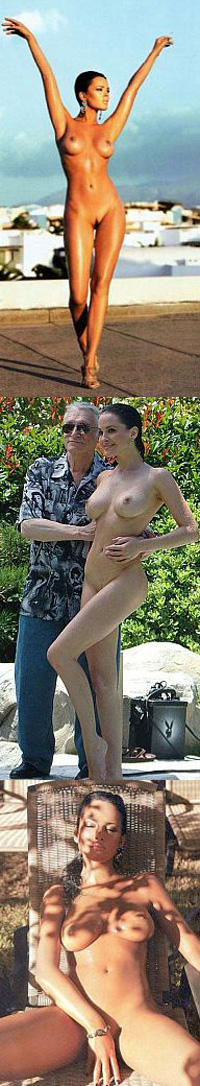Дарья Астафьева стала девушкой года «Playboy»