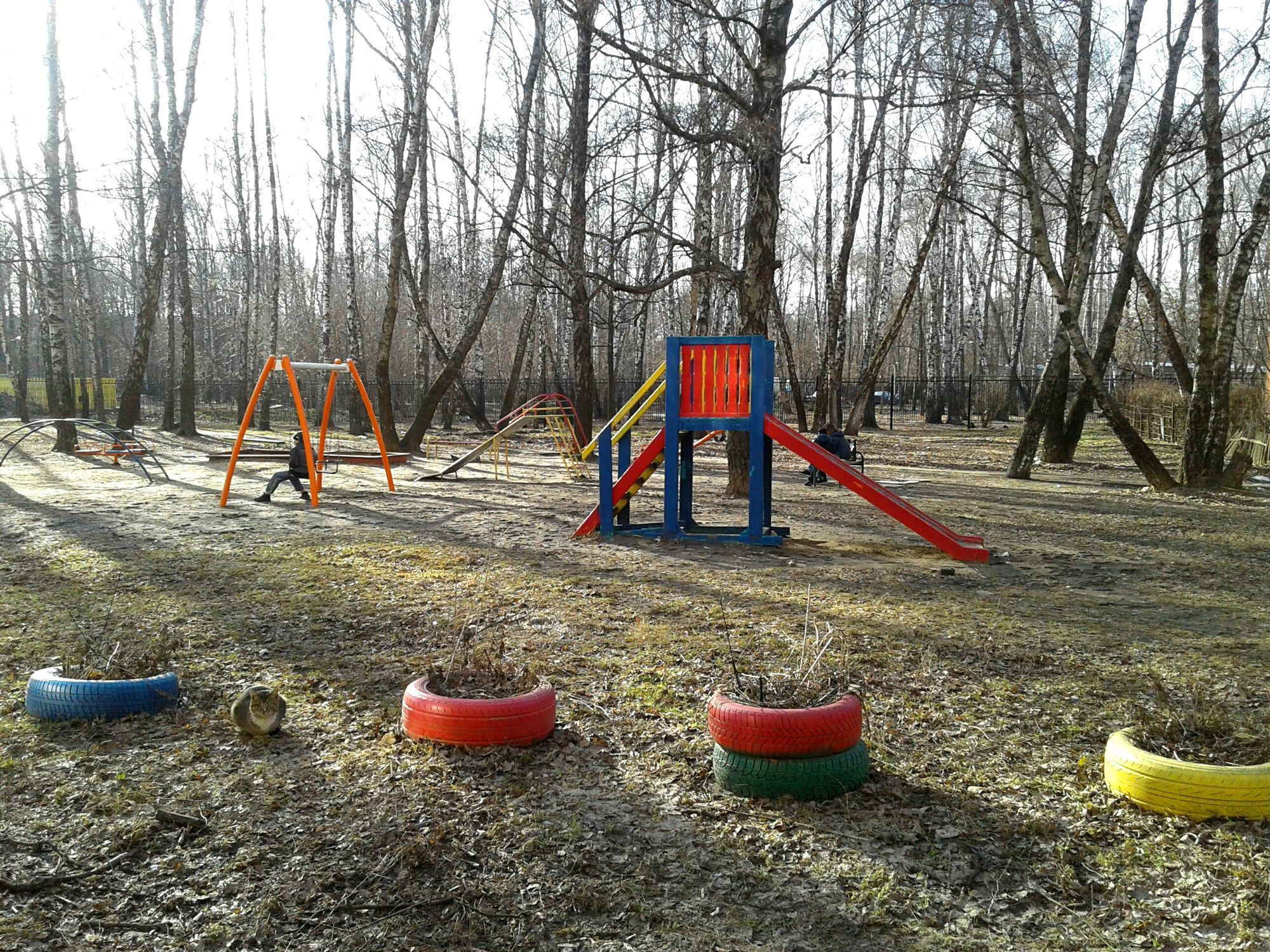 Детские площадки обезопасят