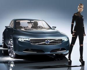 Fashion-футуризм на Volvo-Неделе моды в Москве