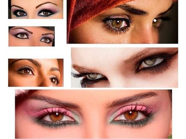 Игра теней: красим глаза правильно