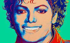 Майкл Джексон кисти Энди Уорхолла уйдет с молотка