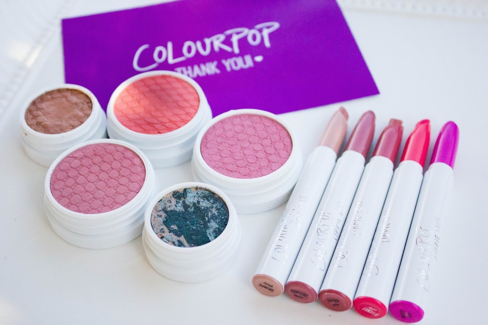 Colourpop выпустила два новых продукта для губ