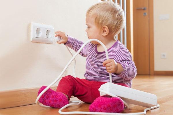 Шампунь опасен для маленьких детей
