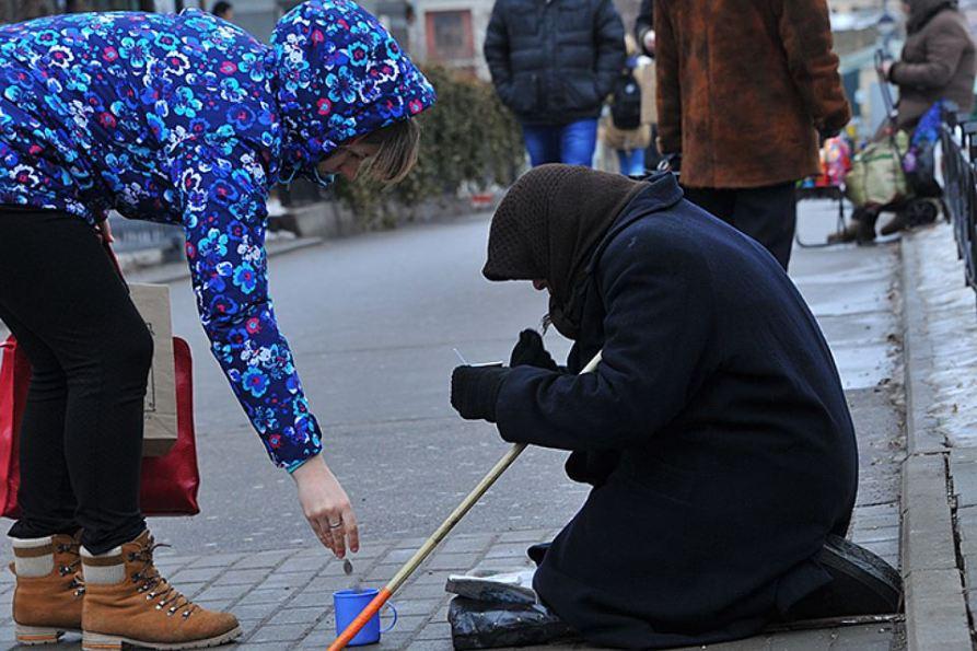 Россияне живут за чертой бедности