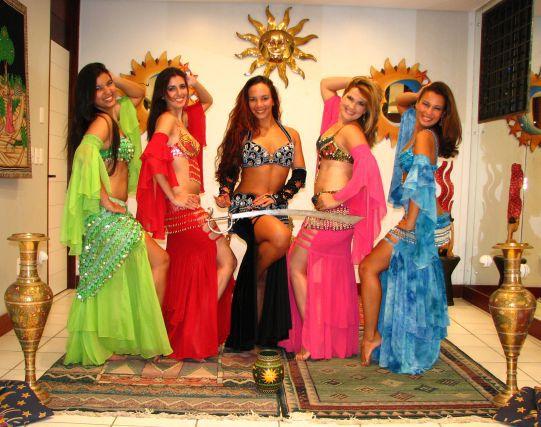 Танец живота - рецепт женственной фигуры