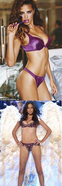 Адриана Лима: самая скромная супермодель