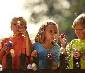 Детские каникулы по-итальянски