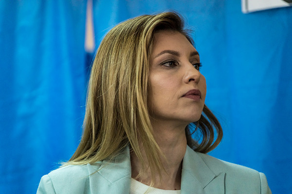 Первая леди Украины выработала свой стил