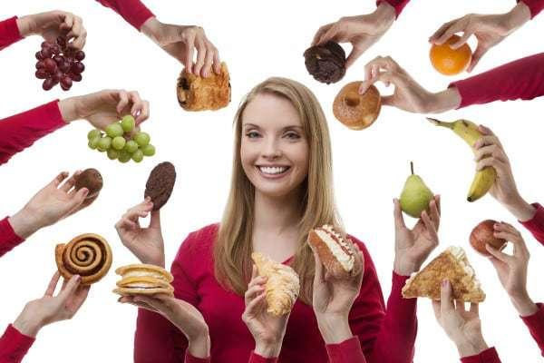 Вредные мифы о похудении