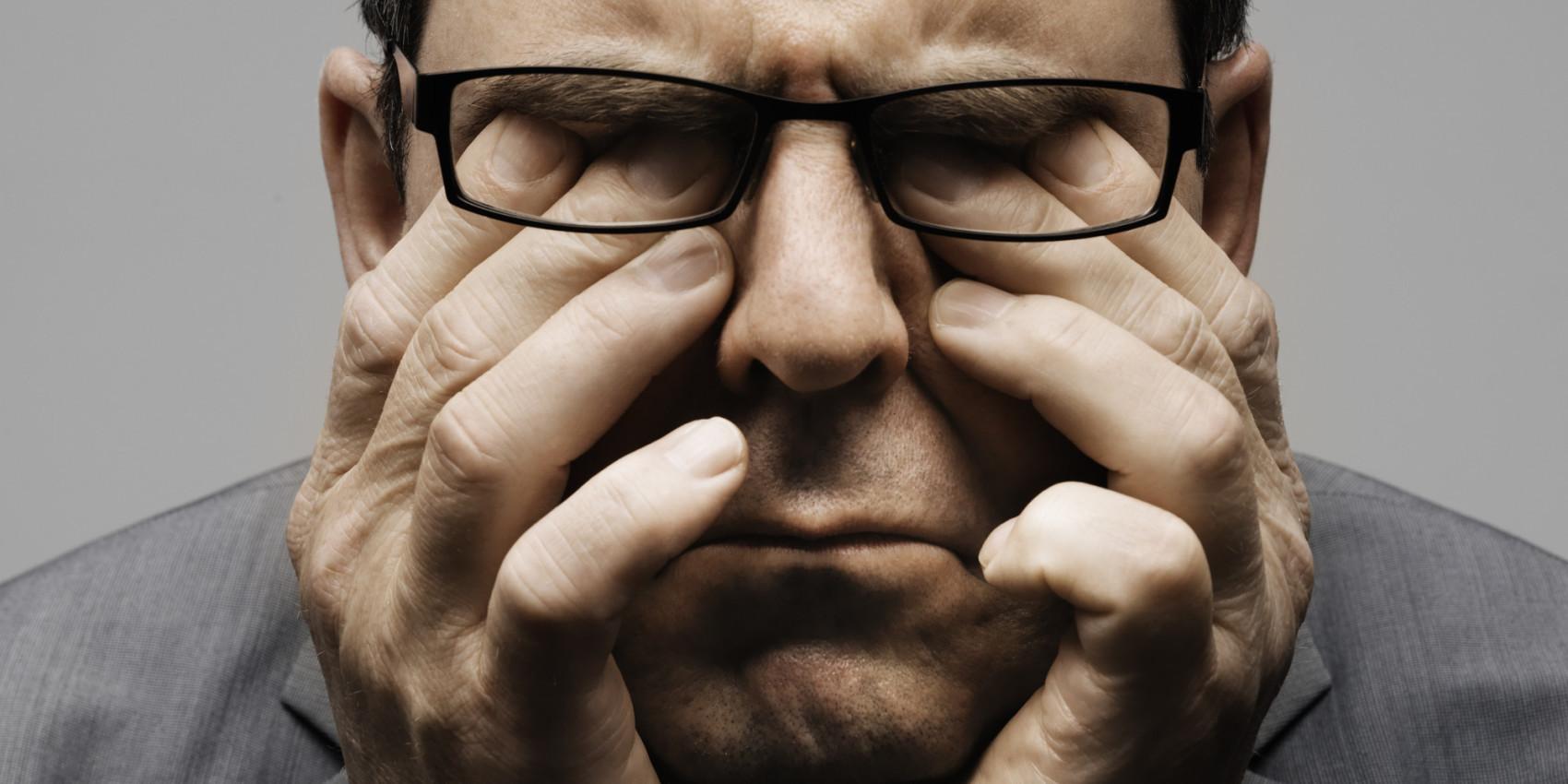 Депрессия влияет на стресс