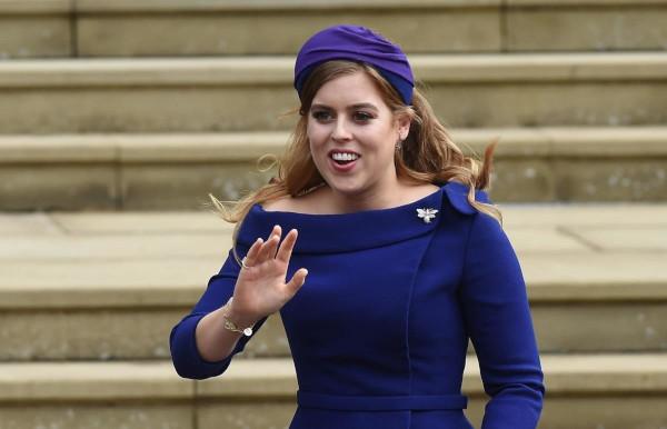 Принцесса Беатрис тайно вышла замуж за итальянского бизнесмена