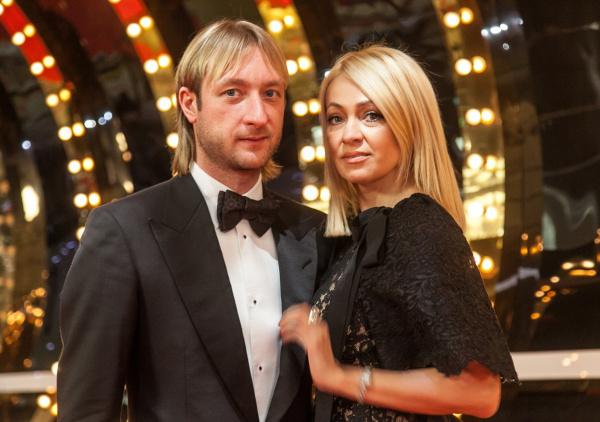 Рудковская планирует родить второго ребенка от Плющенко