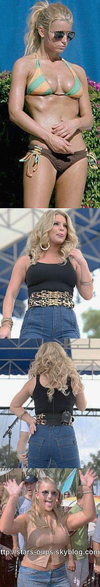 Голливудская «Барби» растолстела до неузнаваемости