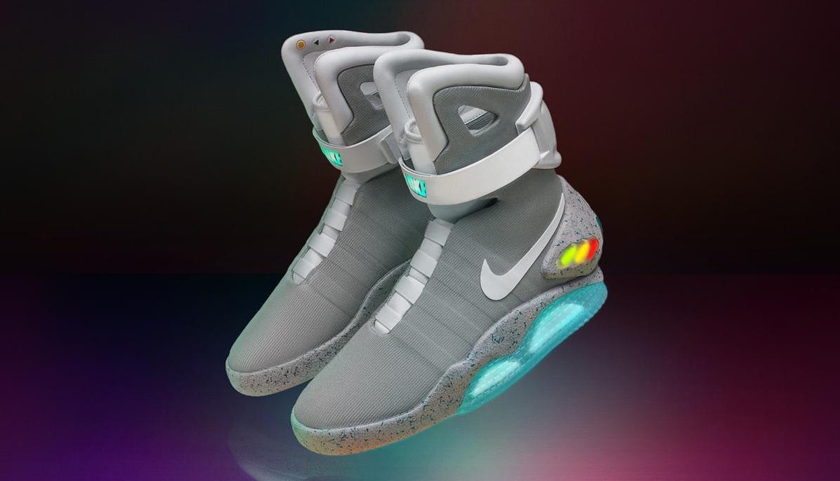 Nike создаст кроссовки из