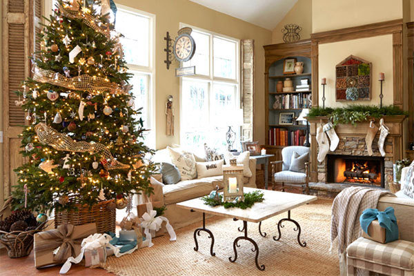 Создаем дома новогоднюю атмосферу
