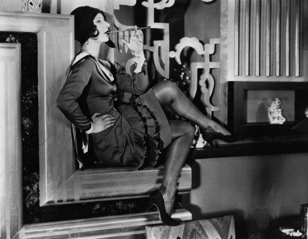 Флэпперы: блеск и разврат моды 20-х годов