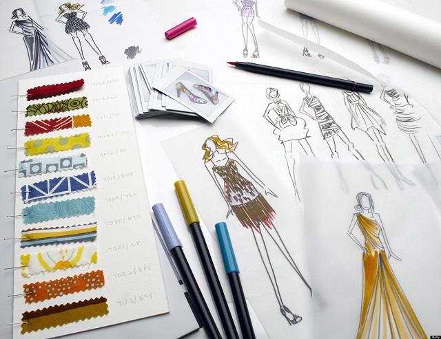 Куда пойти учиться на модного дизайнера в России