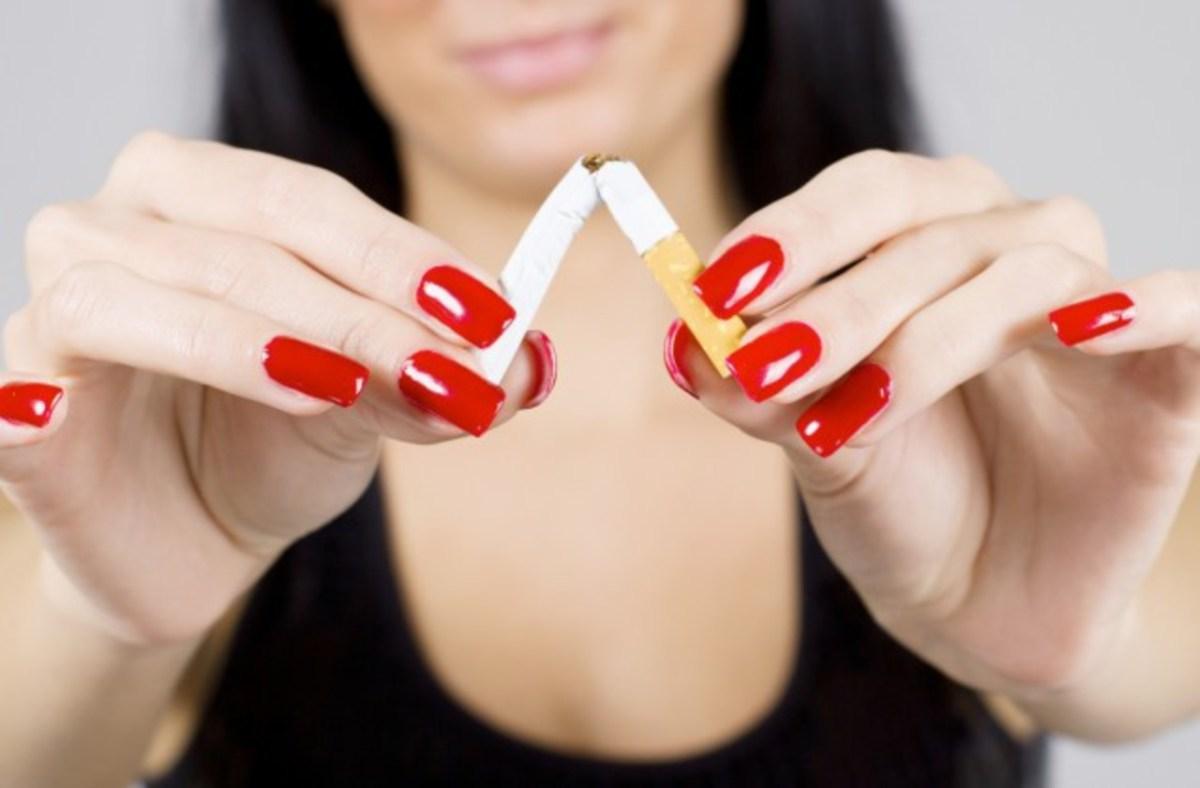 Бросить курить во имя красоты
