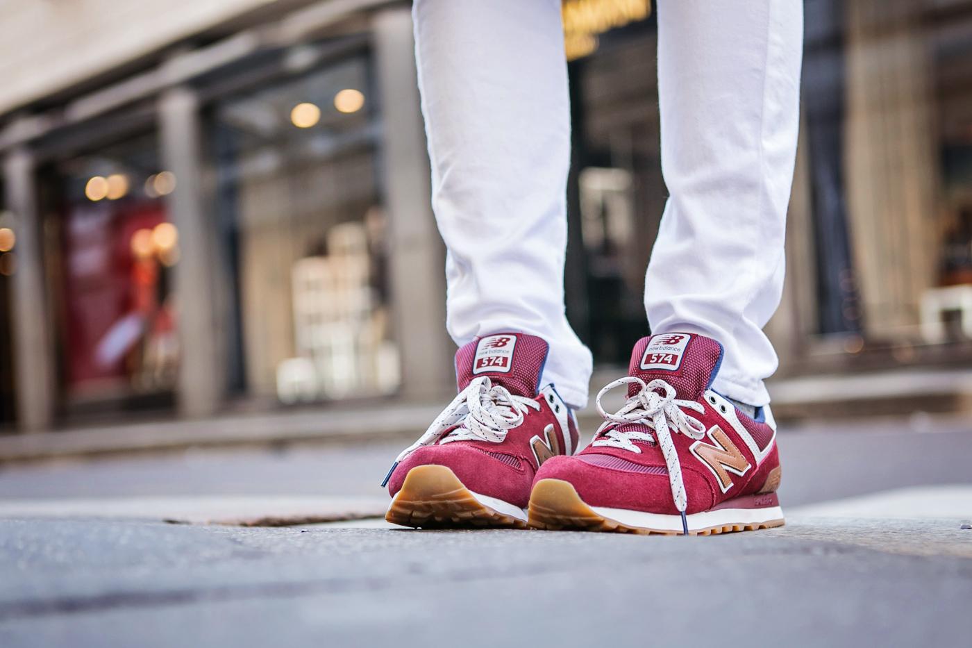 New Balance выпускает новые кроссовки