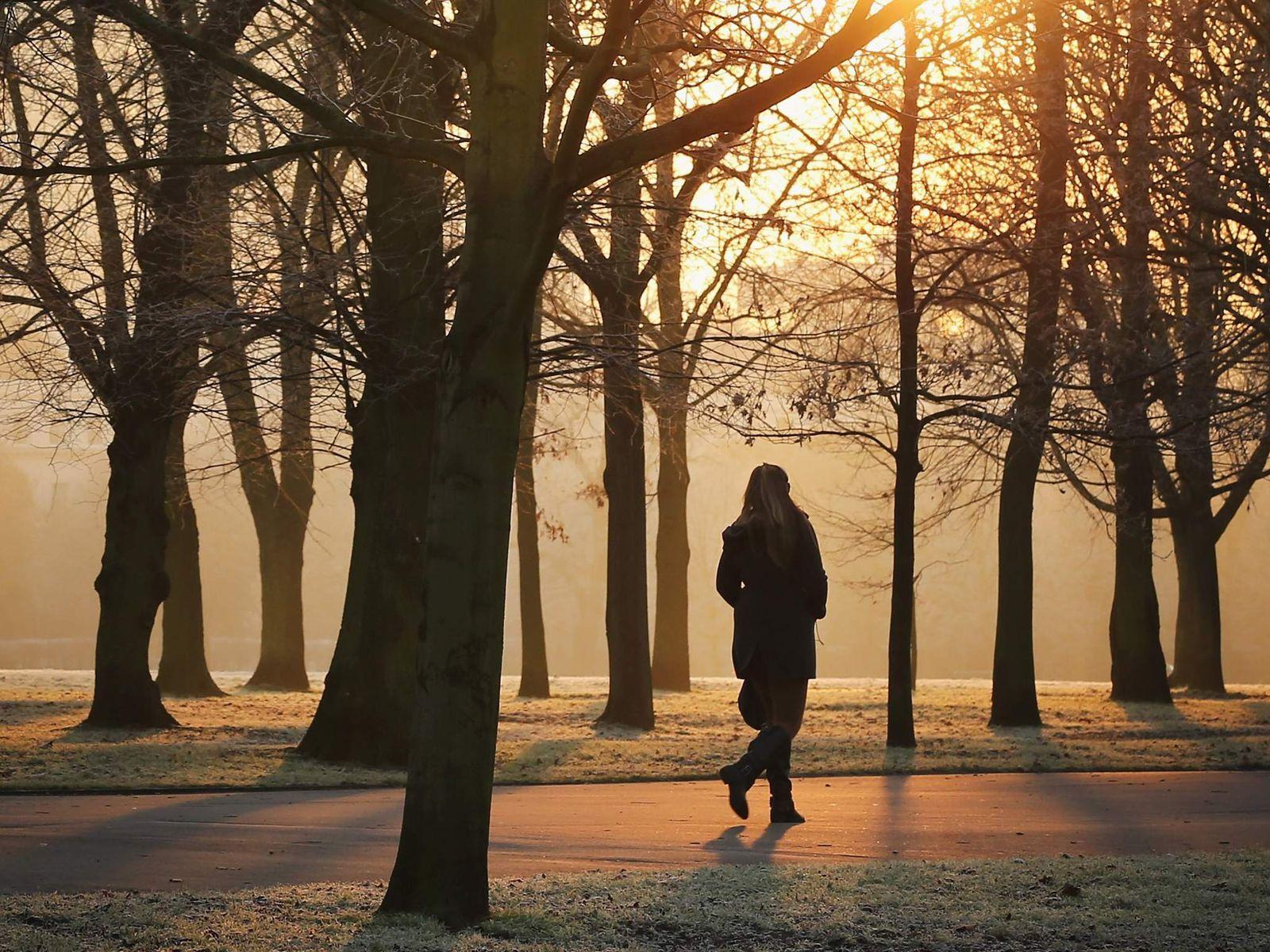 Прогулки снижают риск сердечных заболеваний