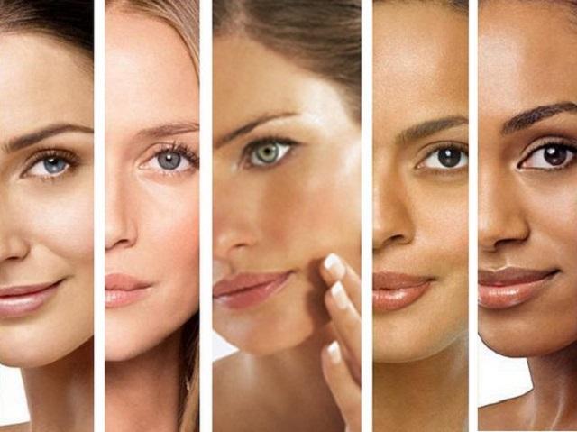 Определите свой тип кожи