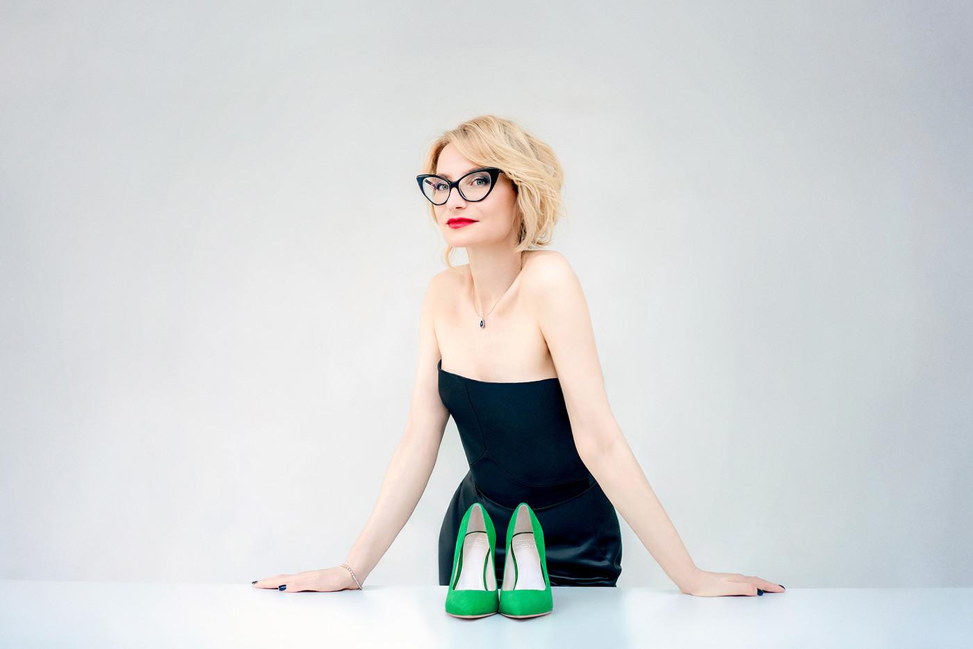 Эвелина Хромченко доказывает — платья