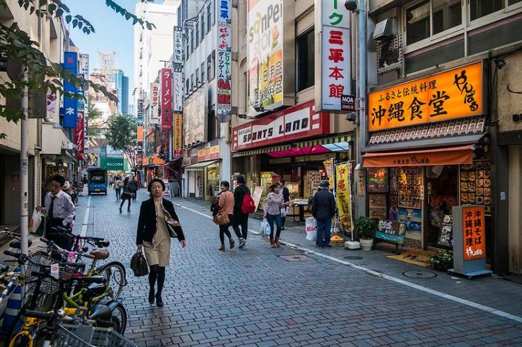 Тренды из Токио
