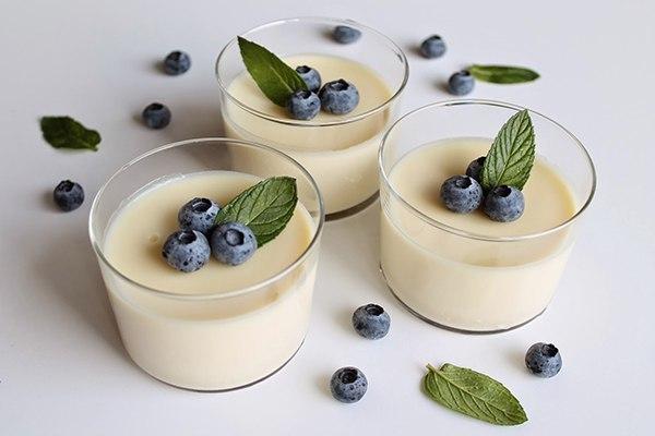 Полезные низкокалорийные десерты