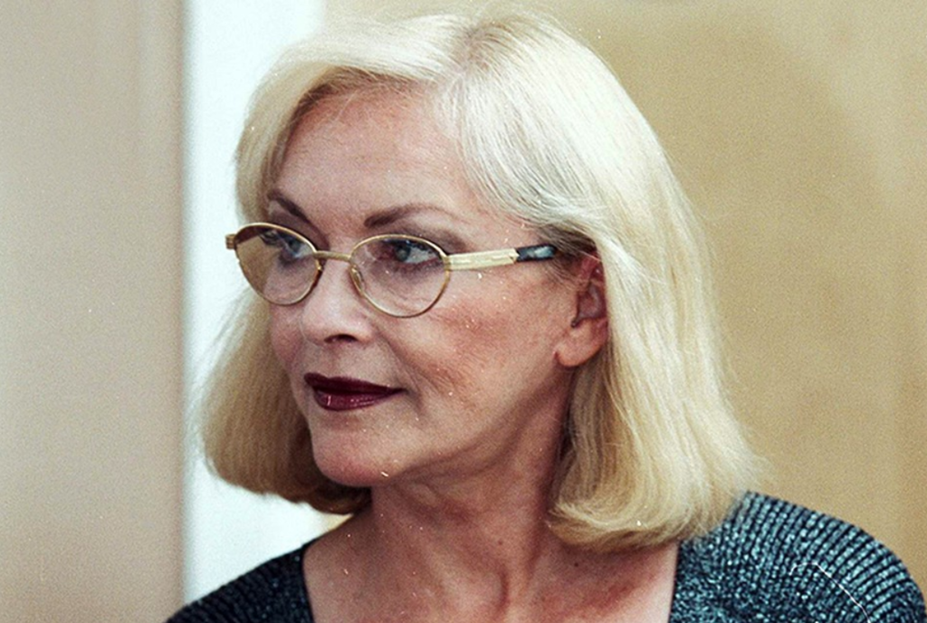 Барбара Брыльска была на модном приговоре