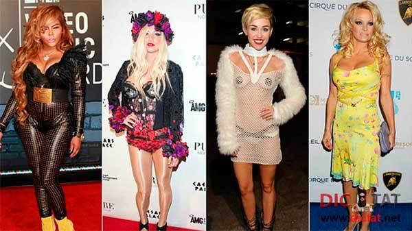 Модные промахи: знаменитости с отсутствием вкуса