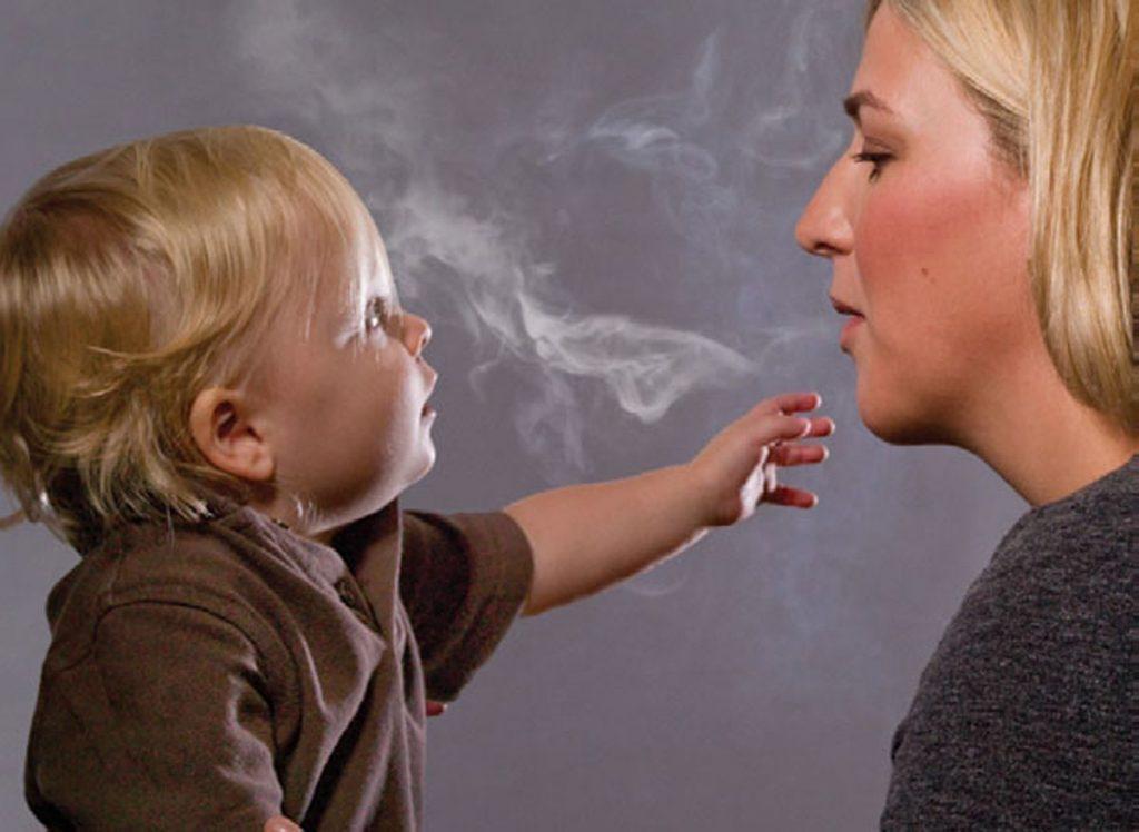 Дети курильщиков массово умирают от порока сердца