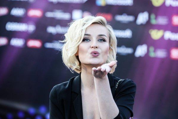 Полина Гагарина рассказала о презентации нового аромата