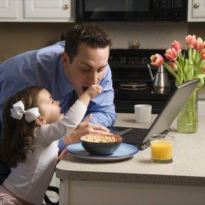 Детям важнее отцовская любовь