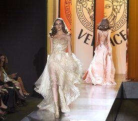 Роскошь тела от Versace и главная интрига Paris Haute Couture Fashion Week