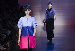 Высокая мода в Париже: