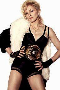 Мадонна – верх безвкусицы
