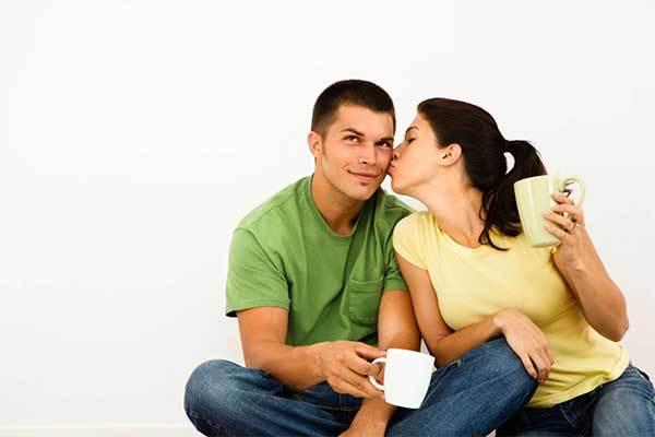 Семь фаз любви в супружеских отношениях