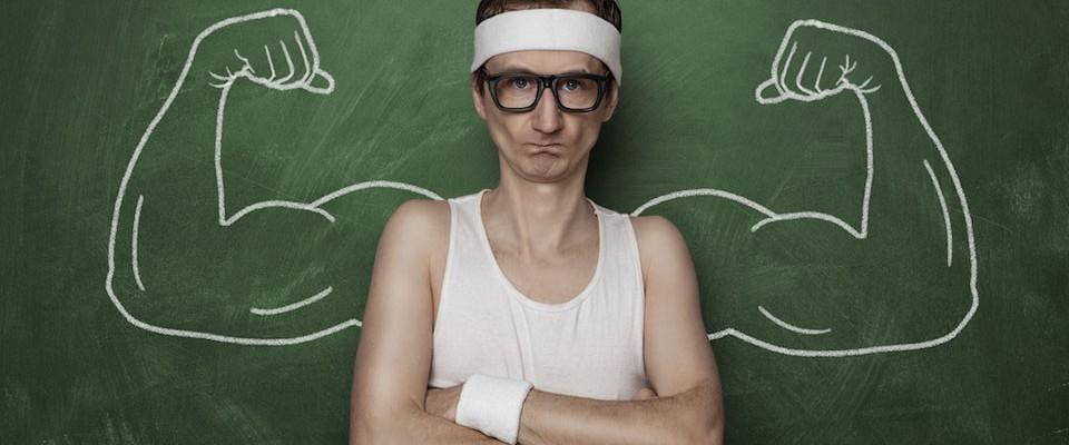 Пять веселых мифов о мужчинах