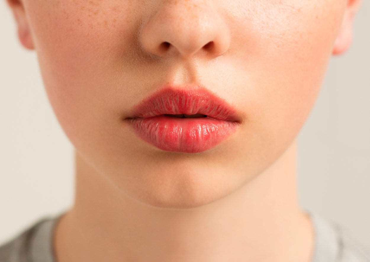 Hourglass - масло для губ