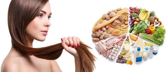 Топ-10 продуктов для здоровья волос