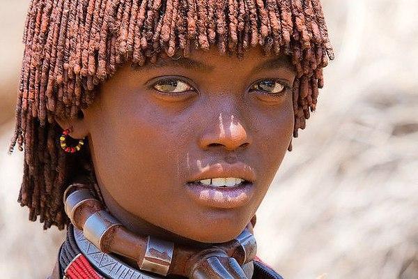Сомалийские секреты красоты