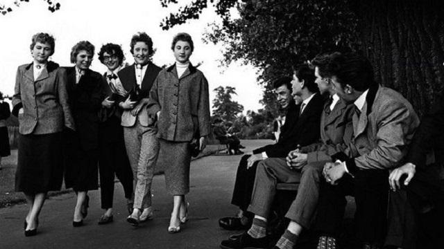 Тедди бой: как создавалась уличная мода
