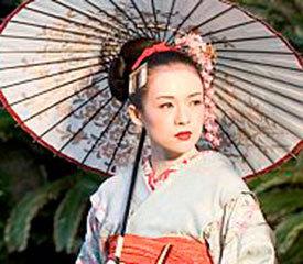 Секрет притягательности гейши прост