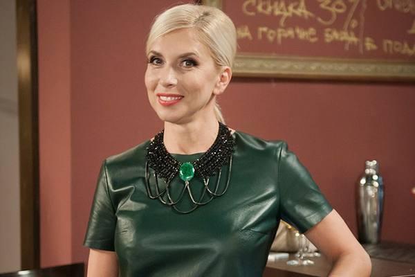 Певица Алена Свиридова назвала брак «полным фуфлом»