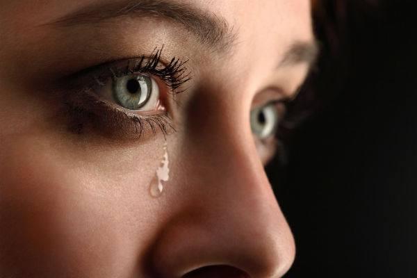 Плакать не стыдно, а полезно!