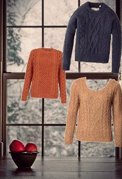 Мягкие, пушистые, теплые - стильный зимний трикотаж. 11810.jpeg