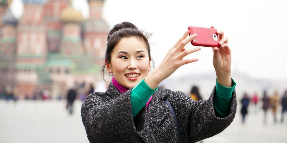 Туроператоры узнали, что китайцы влюбились в Россию