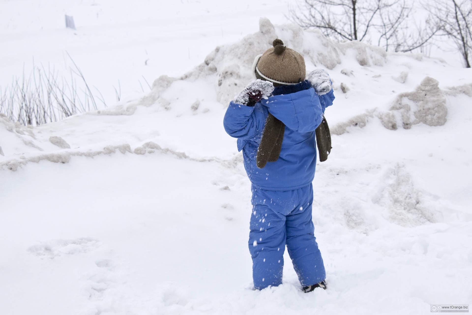 Детей никто не сможет высадить на морозе